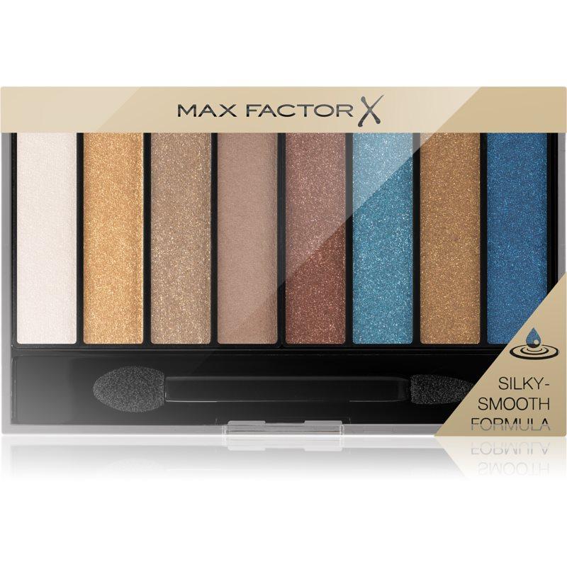 Max Factor Masterpiece Nude Palette palette de fards à paupières teinte 04 Peacock Nudes 6.5 g