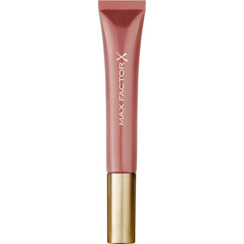 Max Factor Colour Elixir Cushion brillant à lèvres teinte 015 Nude Glory 9 ml