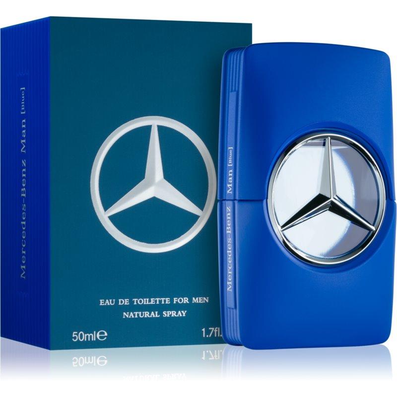 Mercedes-Benz Man Blue Eau de Toilette uraknak 50 ml