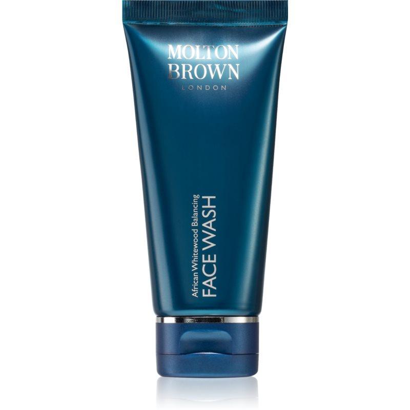 Molton Brown African Whitewood gel detergente per uomo 100 ml