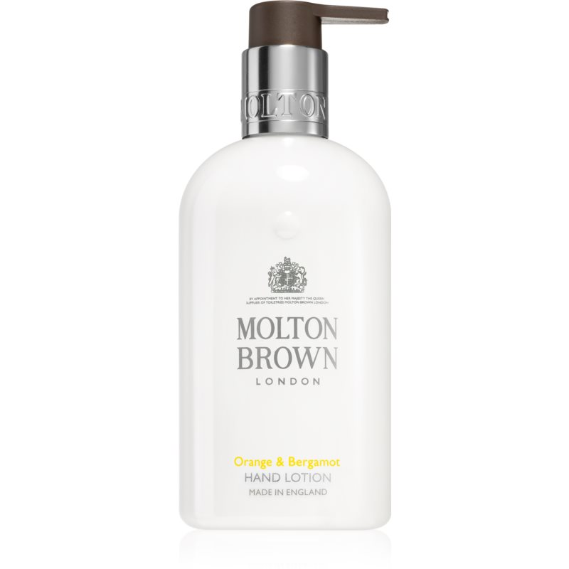 Molton Brown Orange&Bergamot hydratační krém na ruce 300 ml