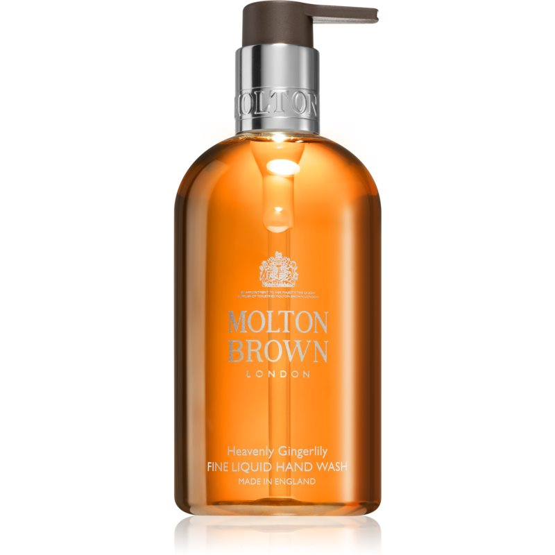 Molton Brown Heavenly Gingerlily tekuté mýdlo na ruce 300 ml