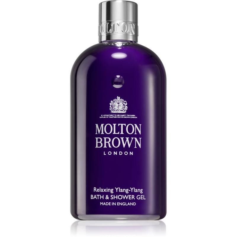 Molton Brown Relaxing Ylang-Ylang zklidňující sprchový gel 300 ml