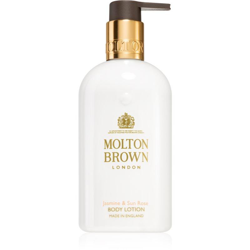 Molton Brown Jasmine&Sun Rose hydratační tělové mléko 300 ml