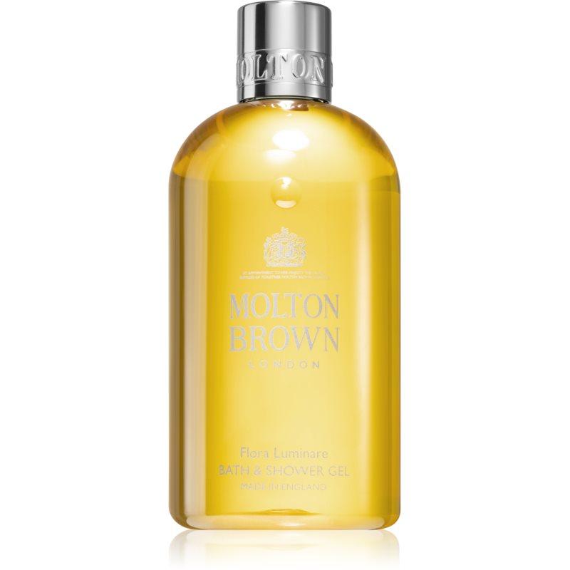 Molton Brown Flora Luminare osvěžující sprchový gel 300 ml