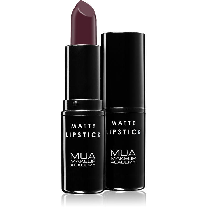 MUA Makeup Academy Matte barra de labios matificante tono Survivor 3.2 g