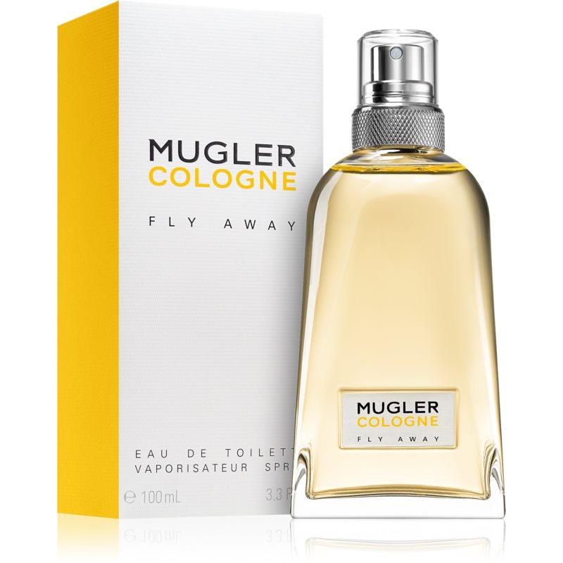 Mugler Cologne Fly Away Eau de Toilette unisex 100 ml