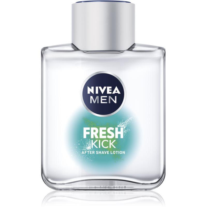 Nivea Men Fresh Kick lotion après-rasage 100 ml