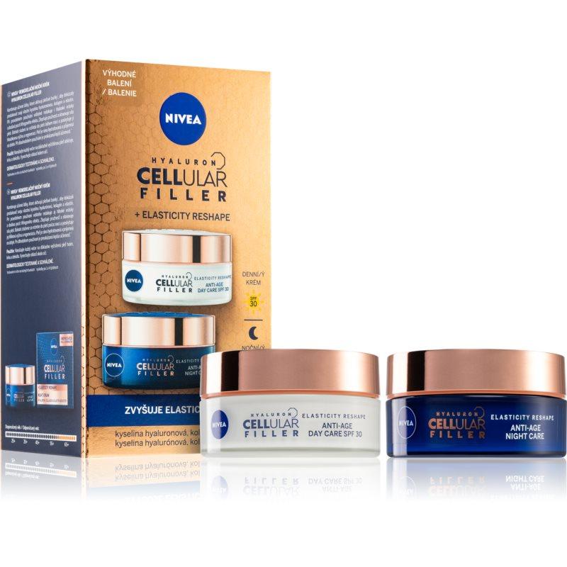 Nivea Hyaluron Cellular Filler coffret cadeau (anti-rides)