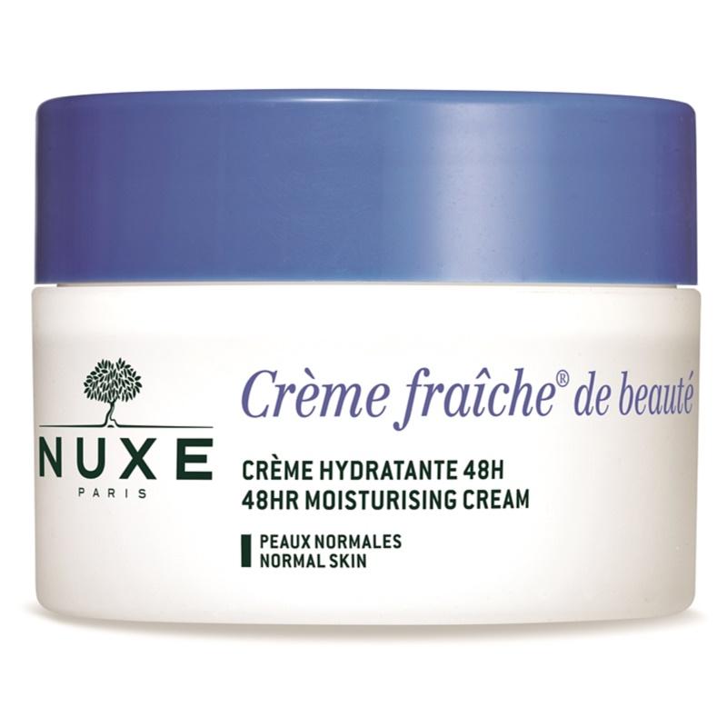 Nuxe Crème Fraîche de Beauté crème hydratante pour peaux normales 50 ml