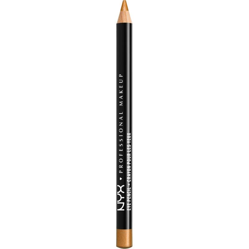 NYX Professional Makeup Eye and Eyebrow Pencil matita di precisione per occhi colore 933 Gold Shimmer 1,2 g