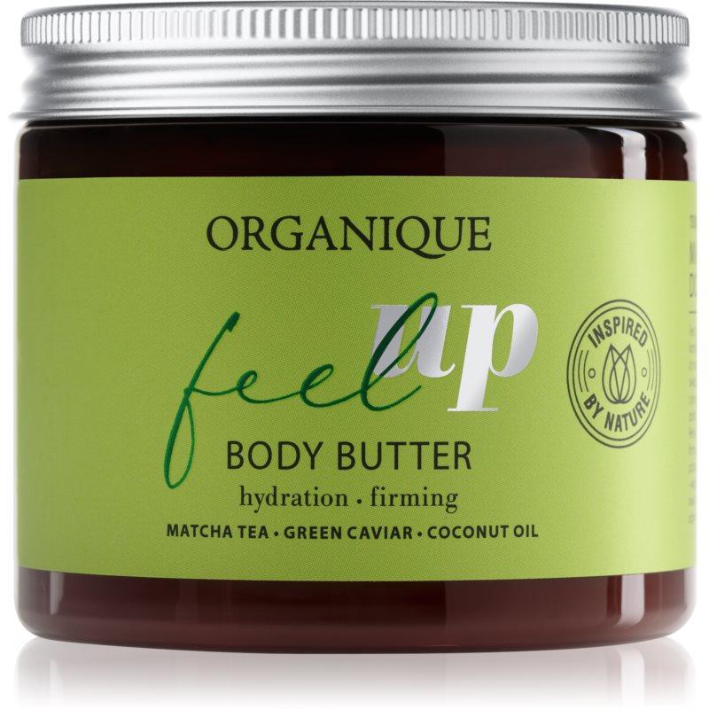 Organique Feel Up zpevňující tělové máslo 200 ml