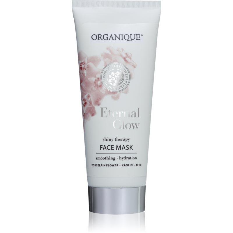 Organique Eternal Glow Shiny Therapy masque lissant visage 70 ml