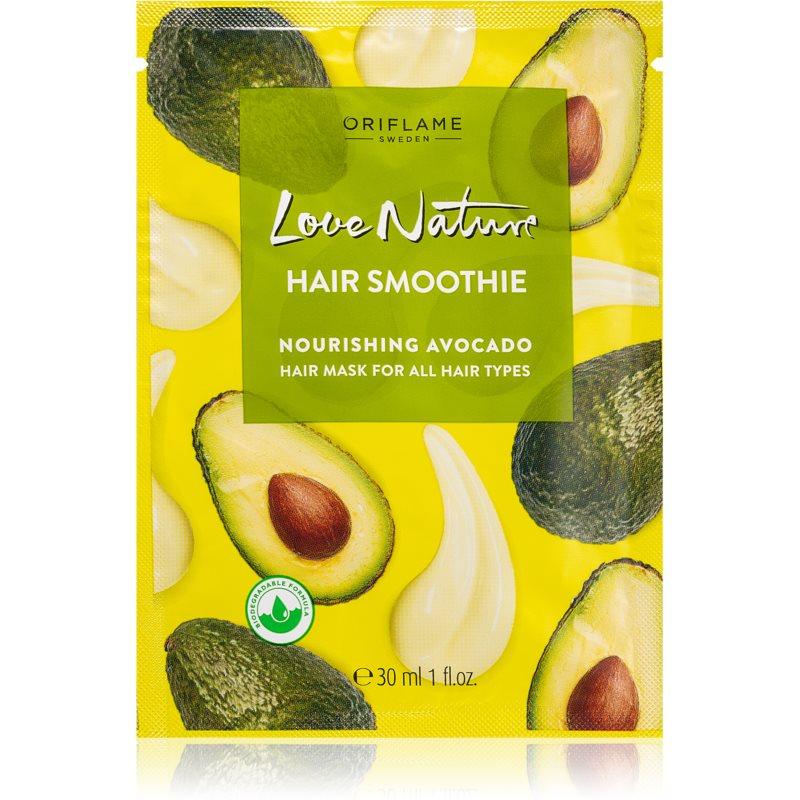 E-shop Oriflame Love Nature vyživující maska pro všechny typy vlasů 30 ml