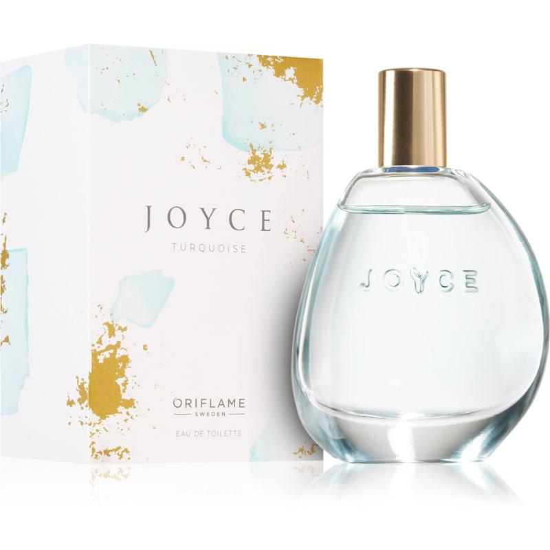 Oriflame Joyce Turquoise Eau de Toilette hölgyeknek 50 ml