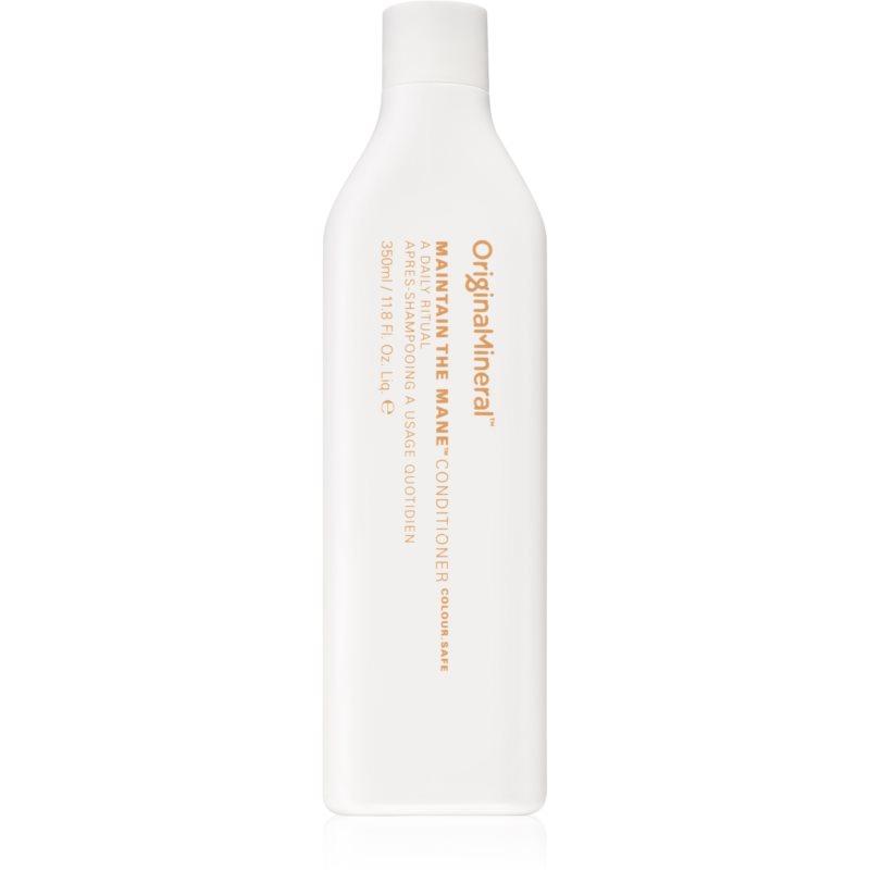 Original & Mineral Maintain The Mane après-shampoing nourrissant à usage quotidien 350 ml
