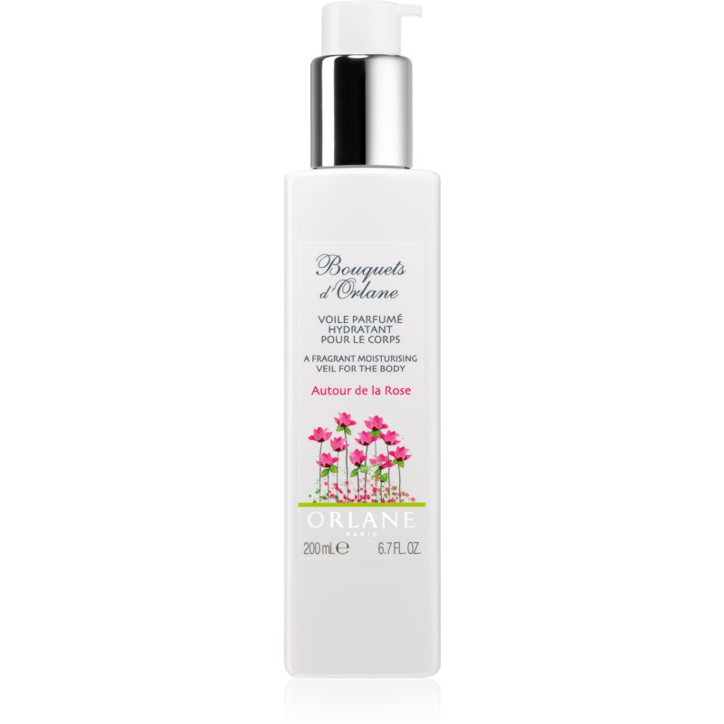 Orlane Bouquets d'Orlane Autour de la Rose hydratační tělové mléko 200 ml