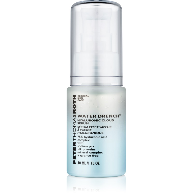 Peter Thomas Roth Water Drench sérum hydratant visage à l'acide hyaluronique 30 ml