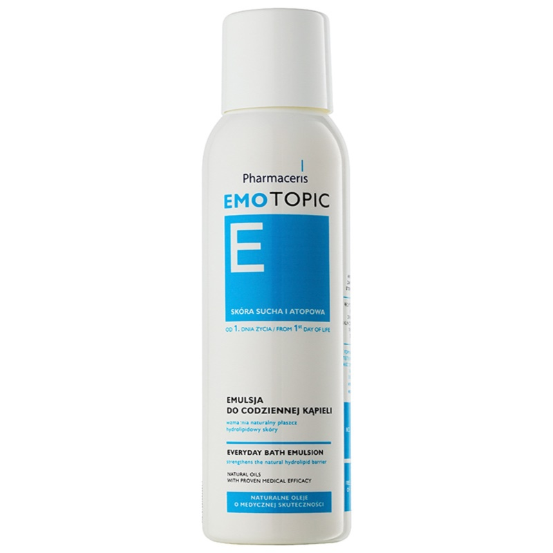 Pharmaceris E-Emotopic fürdő emulzió mindennapi használatra 200 ml