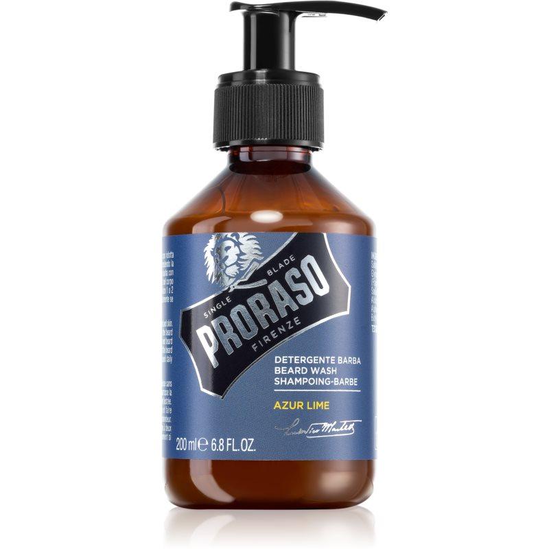 Proraso Azur Lime shampoo per barba 200 ml
