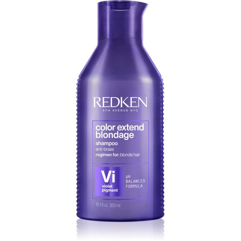 Redken Color Extend Blondage shampoo viola neutralizzante per toni gialli 300 ml