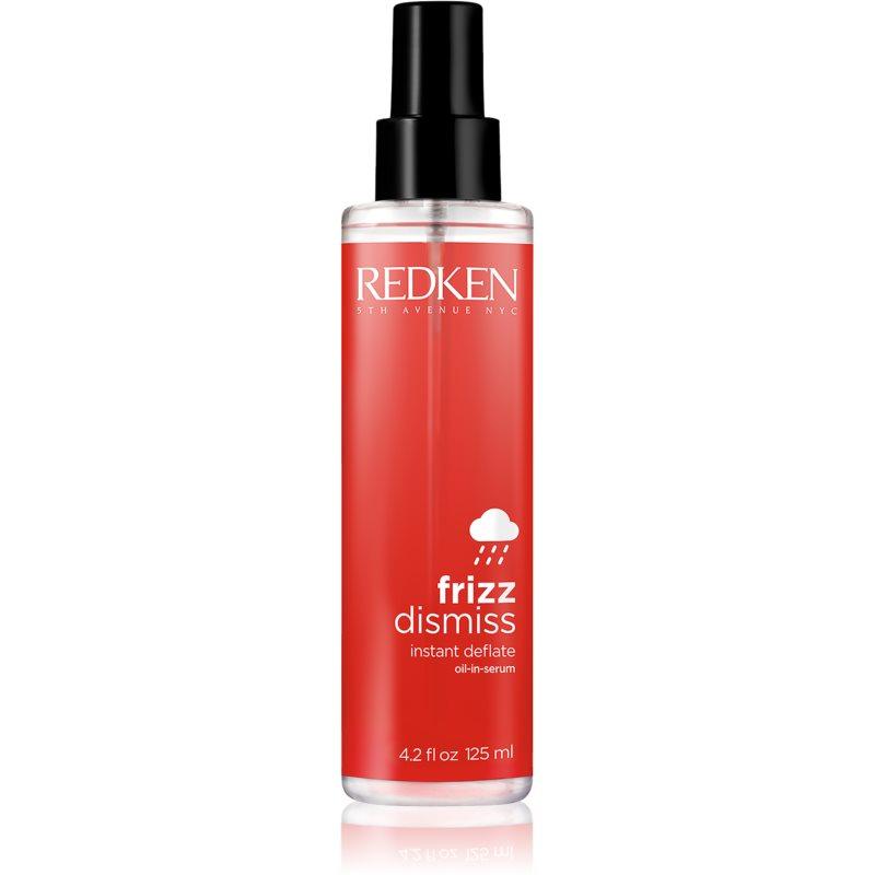 Redken Frizz Dismiss huile régénérante cheveux pour cheveux indisciplinés et frisottis 125 ml