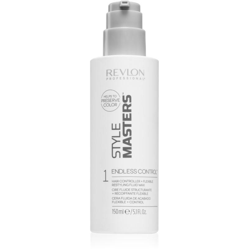 Revlon Professional Style Masters Endless Control cire liquide cheveux 150 ml
