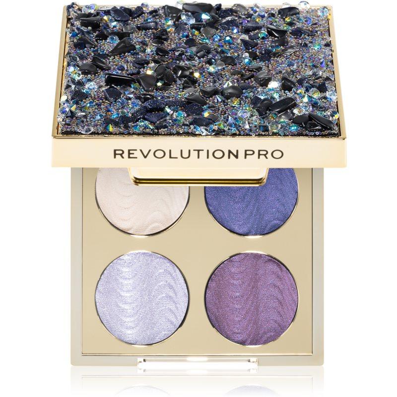 Revolution PRO Ultimate Eye Look palette di ombretti colore Hidden Jewels 3,2 g