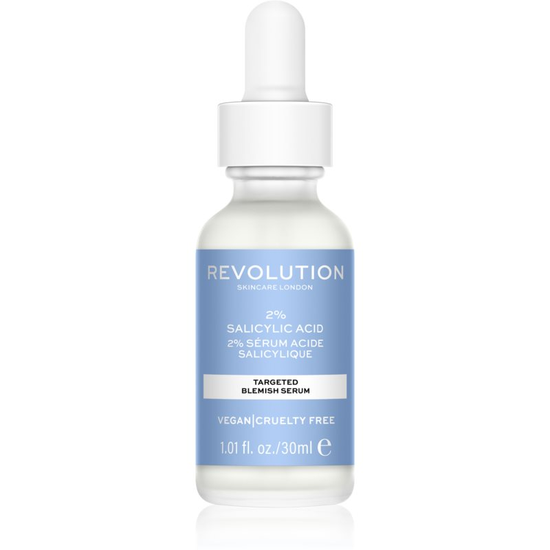 Revolution Skincare Blemish 2% Salicylic Acid sérum à l'acide salicylique 2% 30 ml