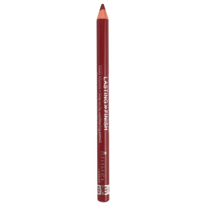Rimmel Lasting Finish crayon à lèvres teinte 063 Black Tulip 1.2 g