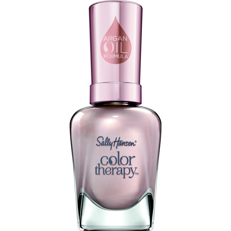 Sally Hansen Color Therapy vernis à ongles traitant teinte 200 Powder Room 14.7 ml