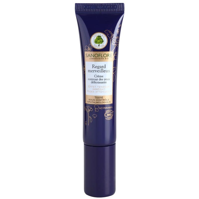 Sanoflore Merveilleuse crème lissante yeux anti-rides 15 ml