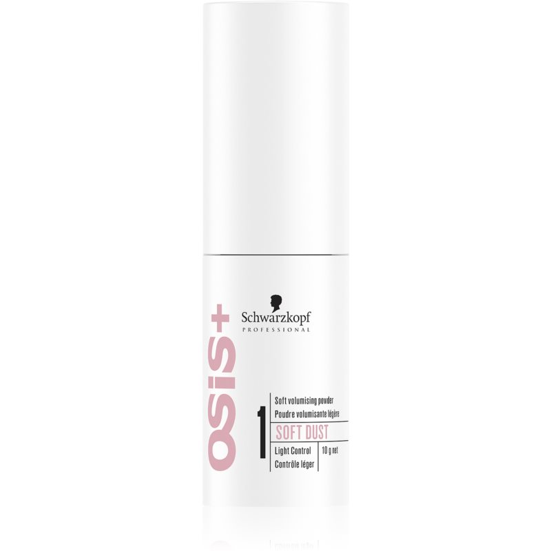 Schwarzkopf Professional Osis+ Soft Dust poudre cheveux pour donner du volume 10 g