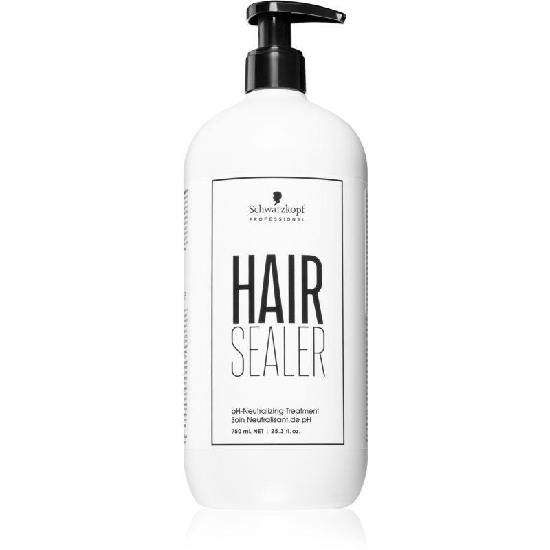 Schwarzkopf Professional Color Enablers Hair Sealer soin traitant spécial après-coloration 750 ml