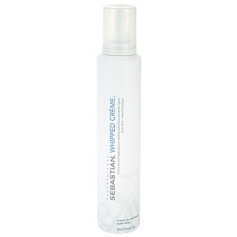 Sebastian Professional Whipped Cream schiuma modellante per capelli mossi e con permanente 150 ml