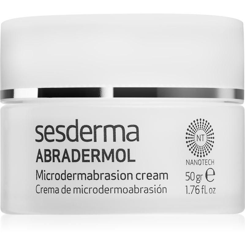 Sesderma Abradermol crema esfoliante per la rigenerazione cellulare della pelle 50 g