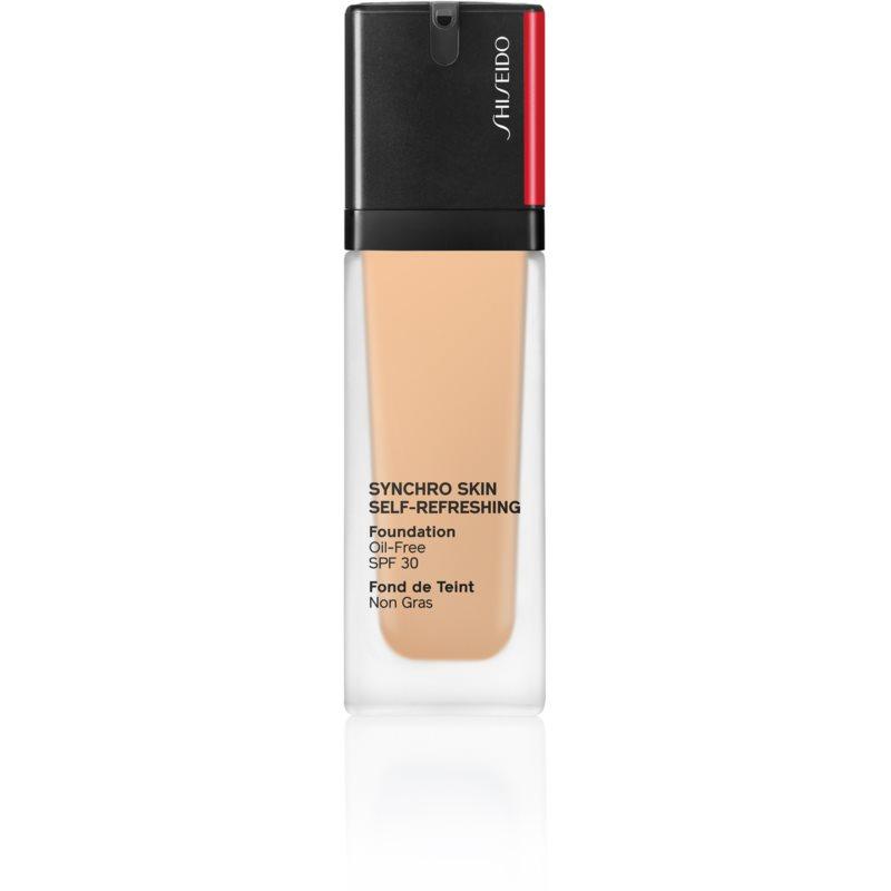 Shiseido Synchro Skin Self-Refreshing Foundation fondotinta lunga tenuta SPF 30 colore 260 Cashmere 30 ml