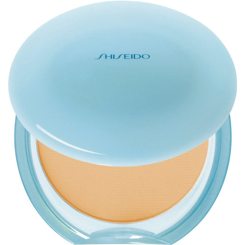 Shiseido Pureness Matifying Compact Oil-Free Foundation fond de teint compact SPF 15 teinte 10 Light Ivory 11 g