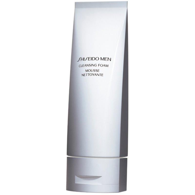 Shiseido Men Face Cleanser mousse detergente delicata per tutti i tipi di pelle 125 ml