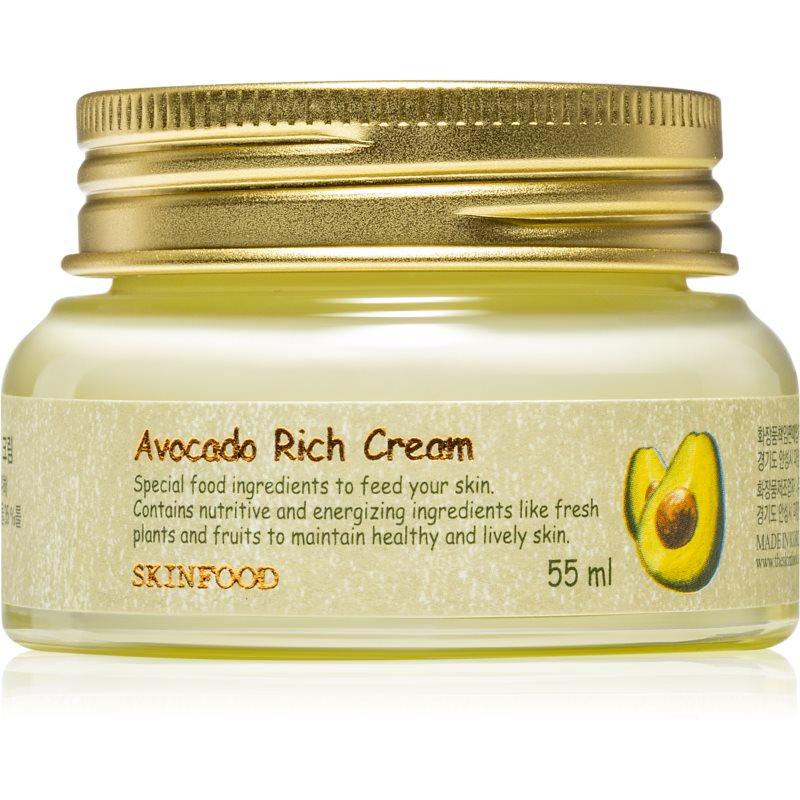 Skinfood Avocado Premium crema nutriente ricca per pelli secche 60 ml