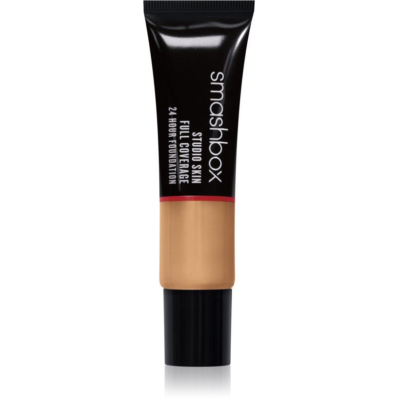 Smashbox Studio Skin Full Coverage 24 Hour Foundation Magas fedésű alapozó árnyalat 3 Medium, Cool 30 ml