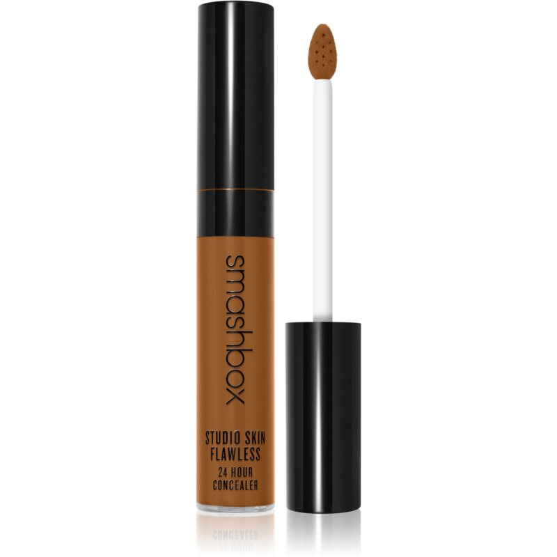 Smashbox Studio Skin Flawless 24 Hour Concealer tartós korrektor árnyalat Dark Warm Olive 8 ml