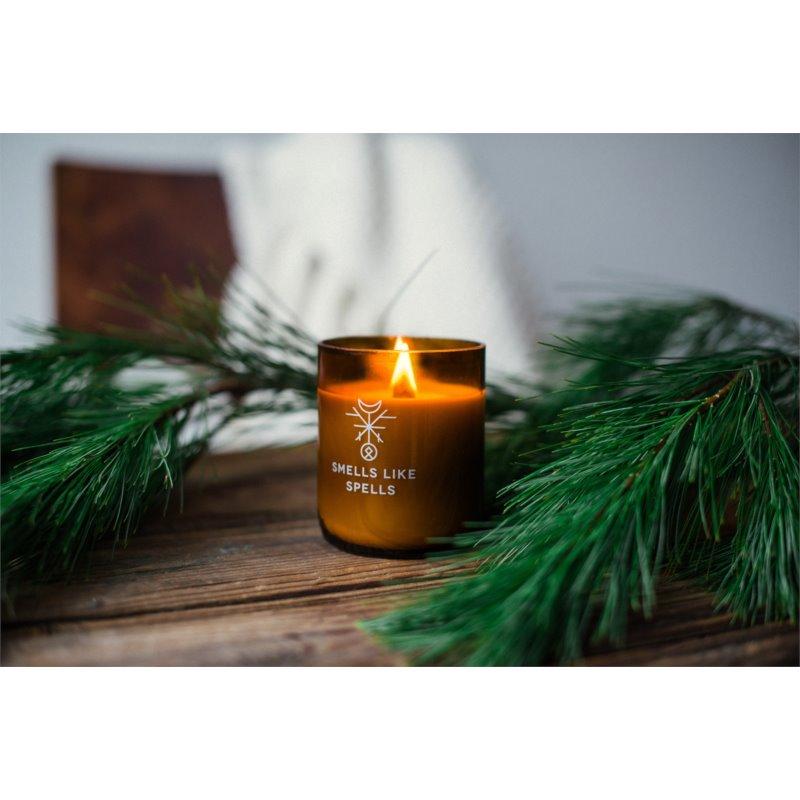 Smells Like Spells Norse Magic Odin illatos gyertya fa kanóccal (focus/self-confidence) 200 g