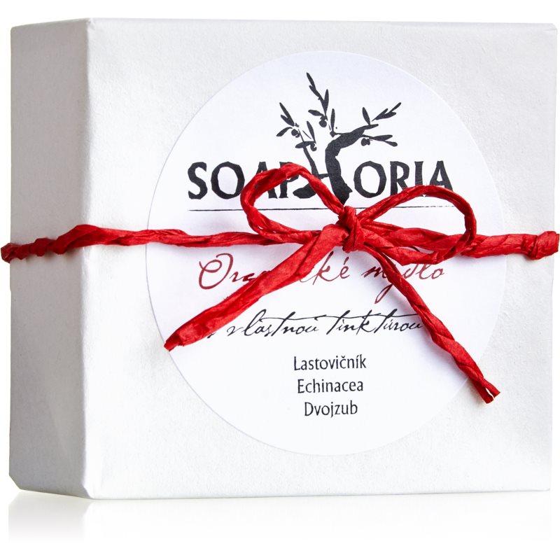 Soaphoria Organic savon pour peaux à problèmes 125 g