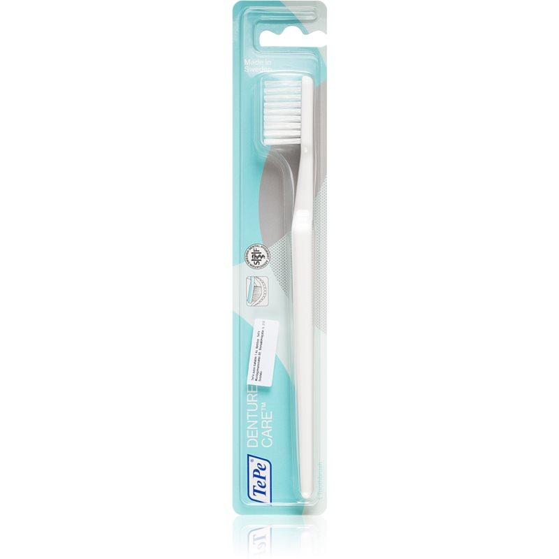 TePe Denture Care brosse à dents pour le nettoyage des implants dentaires 1 pcs