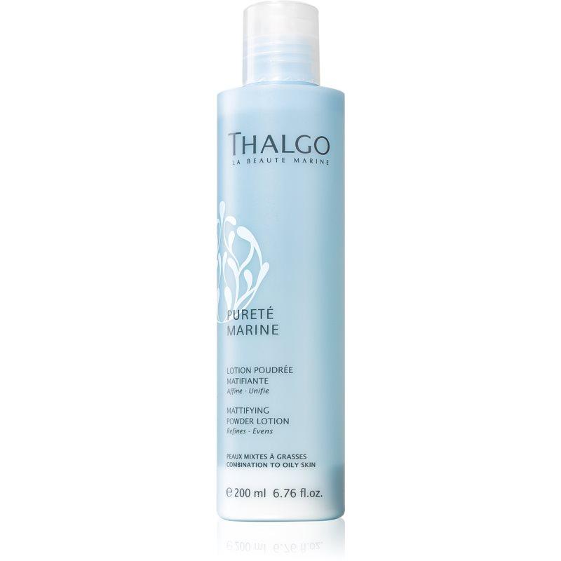 Thalgo Pureté Marine trattamento effetto matte per pelli grasse e miste 200 ml