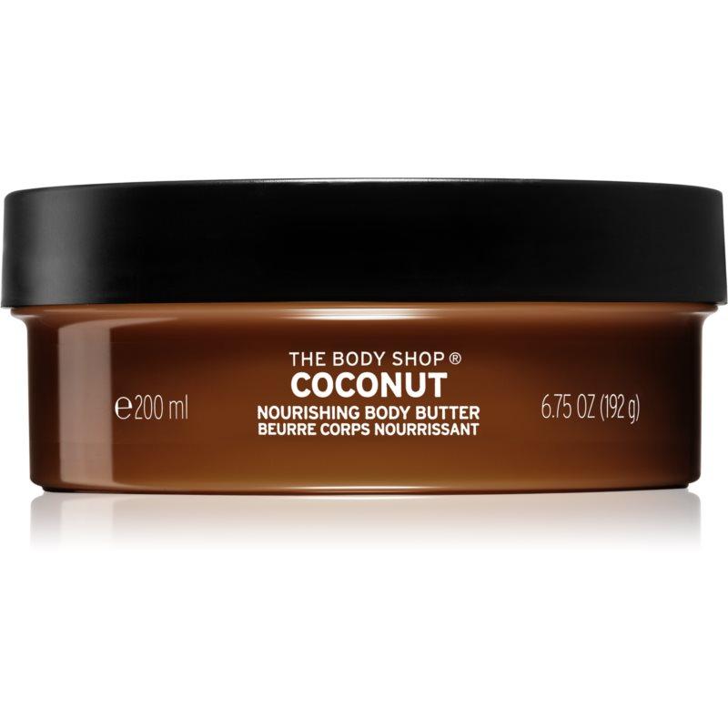 The Body Shop Coconut beurre corporel à la noix de coco 200 ml