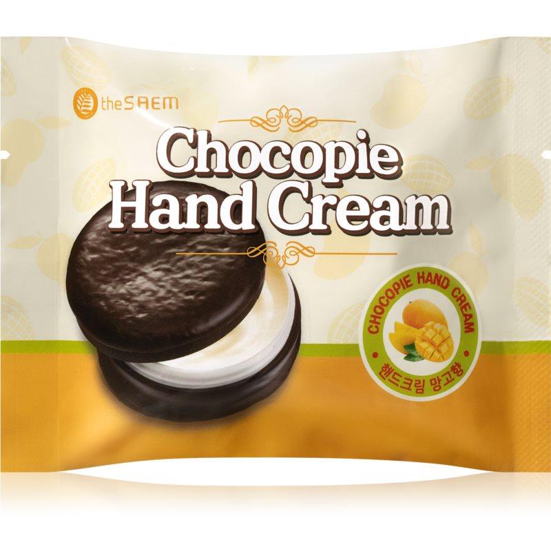The Saem Chocopie Mango crème nourrissante mains 35 ml