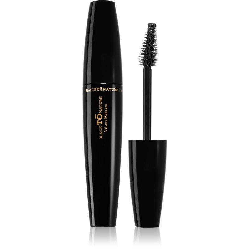 Tolure Cosmetics BlackToNature mascara cils volumisés et séparés 10 ml