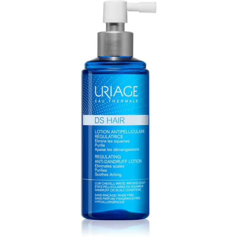 Uriage DS HAIR Regulating Anti-Dandruff Lotion spray apaisant pour cuir chevelu sec avec démangeaisons 100 ml